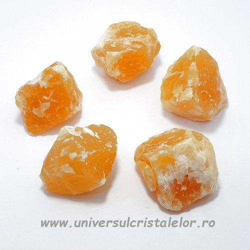 Calcit portocaliu