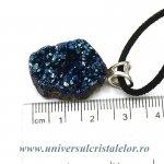 Pandantiv cobalt aura