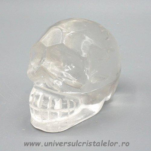 Craniu cristal de stanca