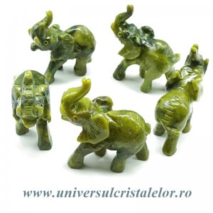 Elefant serpentin