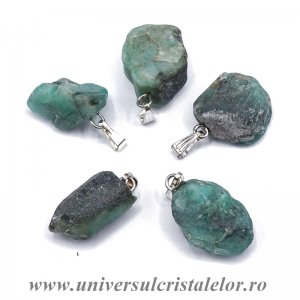 Pandantiv smarald