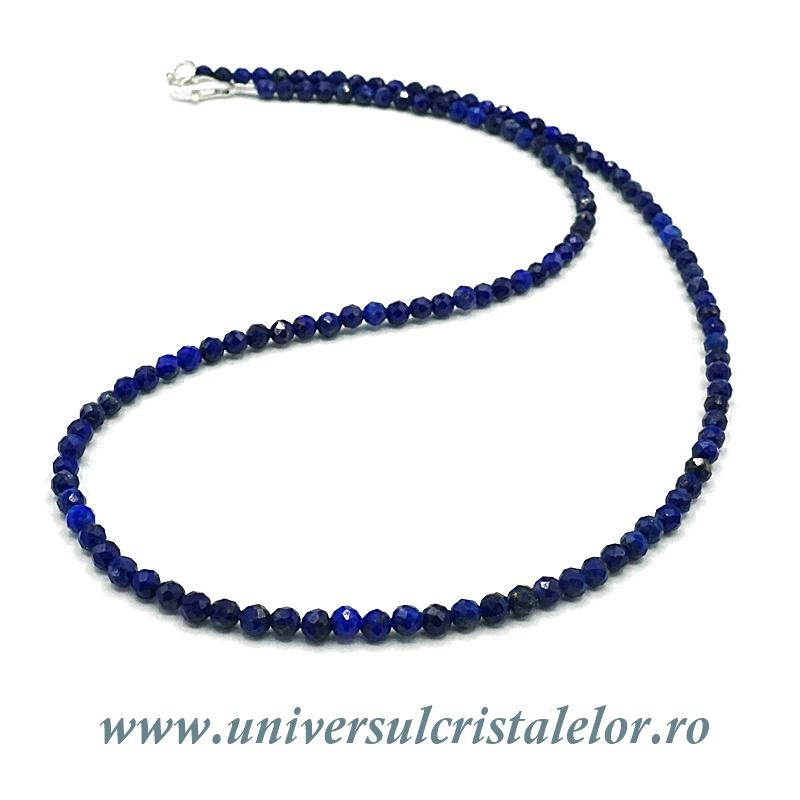 Colier lapis lazuli